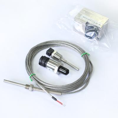 Sensores de pressao e de temperatura